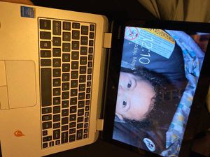 Windows Touchscreen Laptop for Sale in Hagerstown, MD
