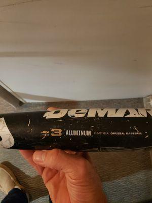 Baseball bat - 2012 Demarini VooDoo VDC12 BBCOR -3 OZ 34/31 for Sale in San Diego, CA