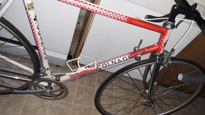 Colnago road bike for sale like new Harley no were and tear for Sale in Salt Lake City, UT