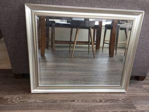 Silver Mirror for Sale in Portland, OR