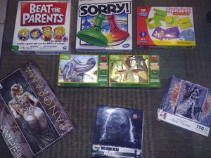 Puzzles and Board Games for Sale in Sheridan, CO