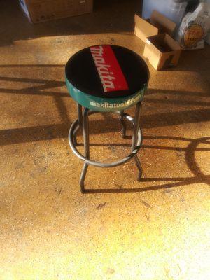 Makita stool for Sale in Lake Elsinore, CA