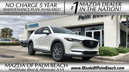 2018 Mazda Cx-5 for Sale in North Palm Beach,  FL
