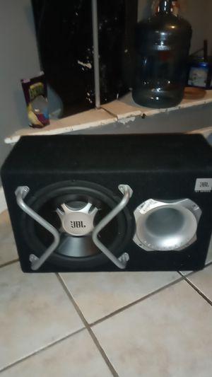 JBL speaker box for Sale in Newark, NJ