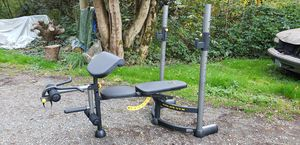 Golds Gym Power Series Bench Press for Sale in Snohomish, WA