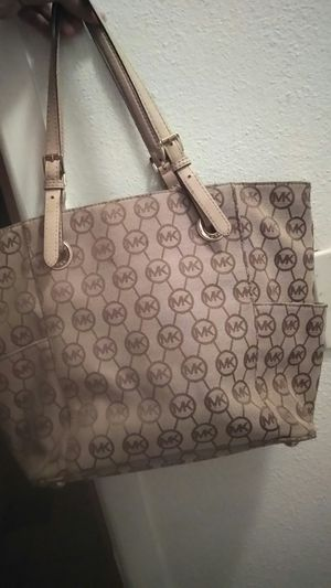MK FABRIC BAG AUTHENTIC FIRM PRICE 👈$$ for Sale in Riverside, CA