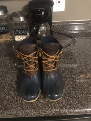 Womens Sperry duck boots for Sale in Columbus, OH