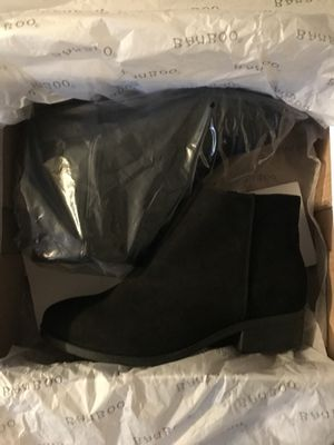 New Black boots for Sale in San Jose, CA