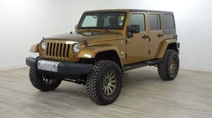2011 Jeep Wrangler Unlimited for Sale in Florissant, MO