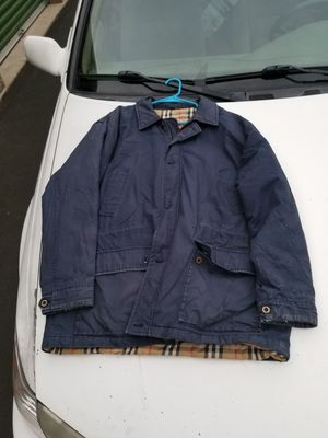 burberry jacket for Sale in Kent, WA