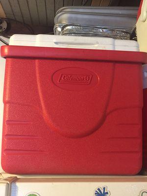 Coleman cooler $5 for Sale in Stratford, CT
