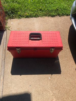 Tool box for Sale in St. Louis, MO