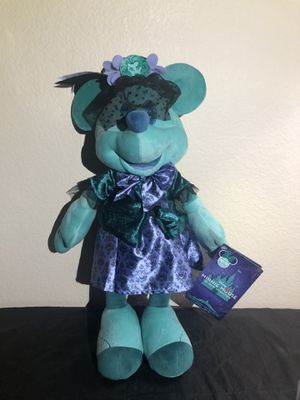 Disney Minnie Main Attraction Haunted Mansion Plush for Sale in Artesia, CA