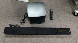 Bose 3.1 Home Theater, SoundTouch 300, Acoustimass 300 Soundbar for Sale in Northbrook, IL