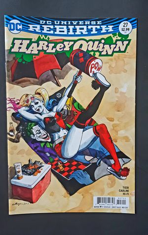 Harley Quinn Comic Books for Sale in Canton, OH