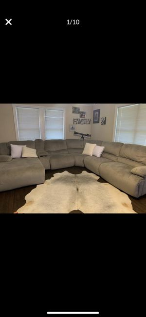 Comfy Sectional Sofa for Sale in Houston, TX