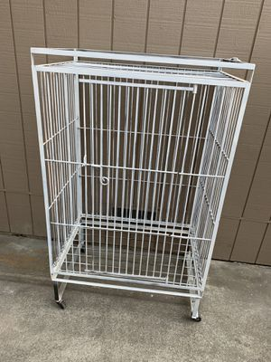 Big bird cage for sale bird cage pet pets lizard rabbits for Sale in West Sacramento, CA