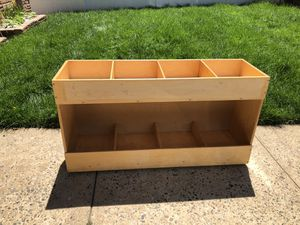 Daycare rolling cabinet. Great for books. for Sale in Newark, NJ