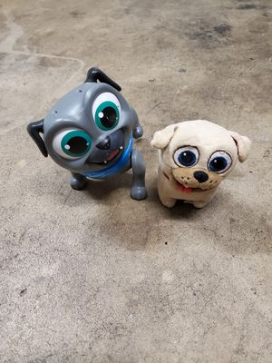 Puppy pal toy 1 talks 1 barks as is for Sale in Modesto, CA
