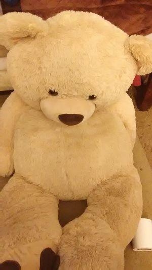 Big teddy bear for Sale in Stockton, CA