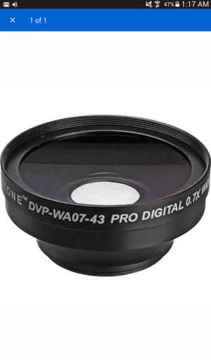Pearstone Camera Lens for Sale in Houston, TX