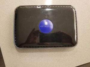 Netgear N600 wireless dual band router for Sale in Seattle, WA