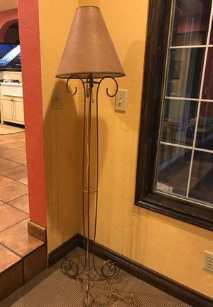 Floor lamp for Sale in Woodinville, WA