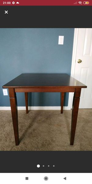 Breakfast Wood Table for Sale in Round Rock, TX