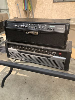 Line 6 Spider iv 150watt BOTH $80 Guitar Head for Sale in El Monte, CA