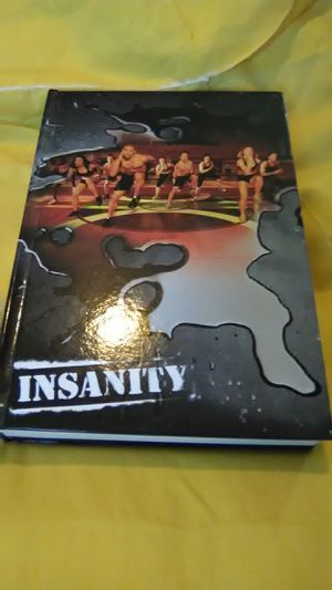 INSANITY 60 Day Workout for Sale in Columbus, OH