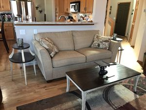3 piece matching Bombay End Tables and Coffee Table for Sale in Denver, CO
