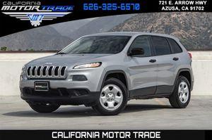 2014 Jeep Cherokee for Sale in Azusa, CA