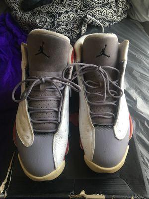 Jordan 13 grey toe size 12 for Sale in Oxon Hill, MD