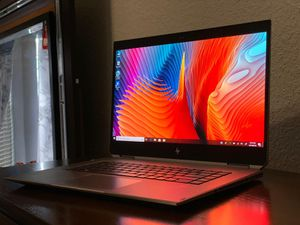 Zbook X360 High end mobile Workstation for Sale in Houston, TX