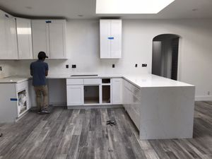 Granite countertops install cabinets tile paint demolition new kitchen for Sale in Alameda, CA