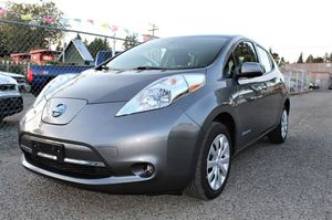 2017 Nissan LEAF for Sale in Burien, WA
