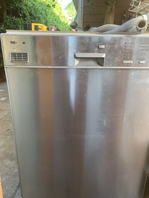Miele dishwasher used for Sale in Glendale, CA