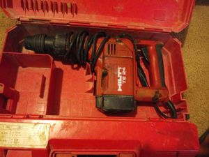 HILTI TE 24 for Sale in Fort Worth, TX