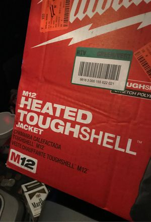 Heated tough shell jacket for Sale in Beaumont, TX
