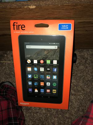 Blue? 8 GB Kindle fire for Sale in Vancouver, WA