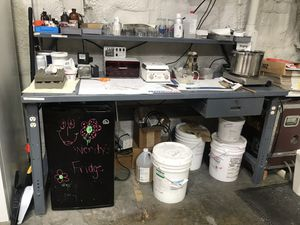 Work station tables(only tables) for Sale in San Leandro, CA