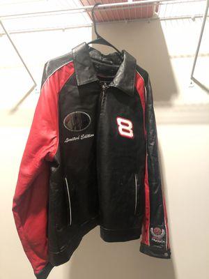 Dale Earnhardt Jr signed leather jacket for Sale in Cottle, WV