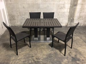 Restaurant Patio Set for Sale in Miami, FL