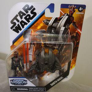 Star Wars Mission Fleet Darth Maul 2.5in for Sale in Stafford, VA