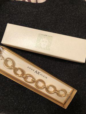 Bracelet ( Anne AK klein ) for Sale in Sudley Springs, VA