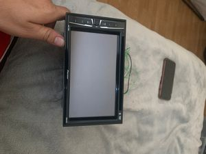 Double din Bluetooth touchscreen radio deck for Sale in Fairfield, CA