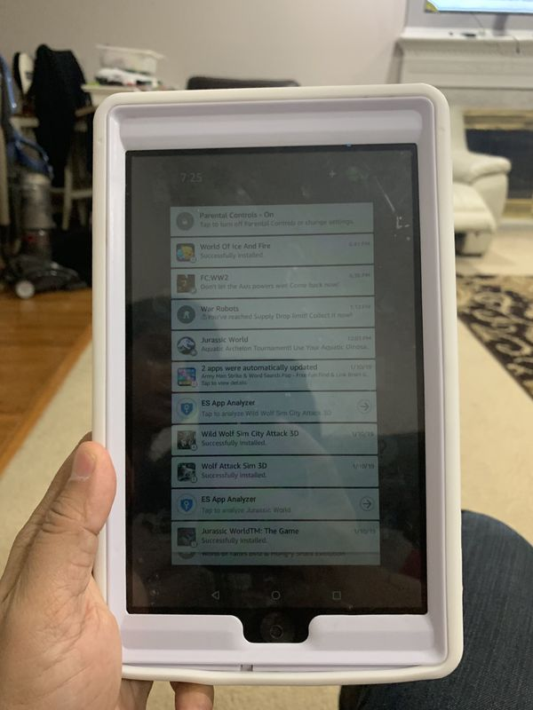 Amazon tablet for sale