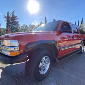 2000 Chevrolet Suburban for Sale in Sunol, CA