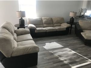 Whole Living room reclining set for Sale in Glendale, AZ