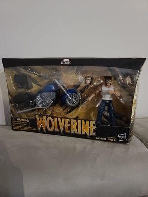 Marvel Legends Series Wolverine Motorcycle for Sale in Stafford, VA
